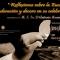 Charla formativa, Reflexiones sobre la Eucaristía