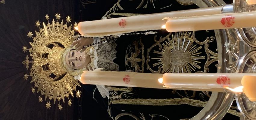 Tercer dia del Triduo a María Santísima de los Dolores