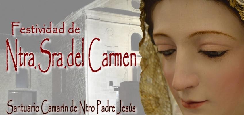 Festividad Nuestra Señora del Carmen