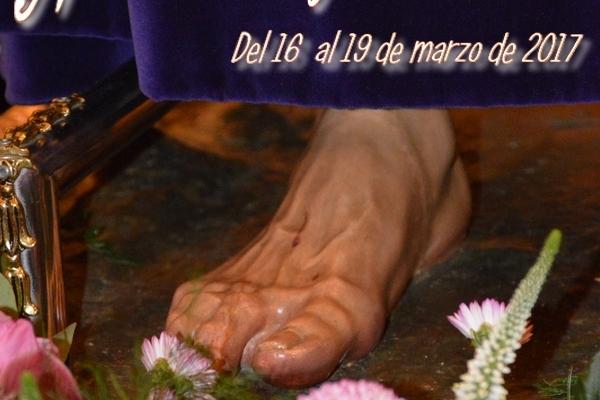 Besapié a Nuestro Padre Jesús Nazareno