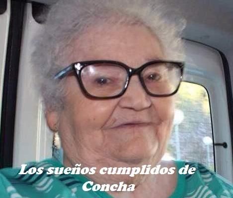 Los sueños cumplidos de Concha