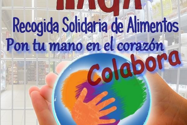 HAGA 2017 RECOGIDA SOLIDARIA DE ALIMENTOS