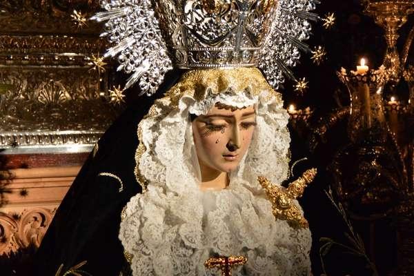 Sabatina a María Santísima de los Dolores